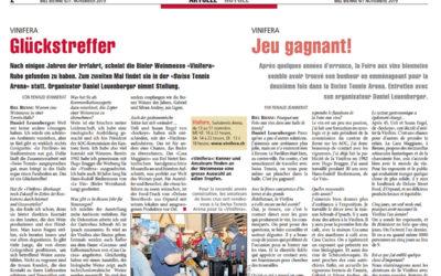 Biel Bienne «Glückstreffer – Jeu gagnant!»